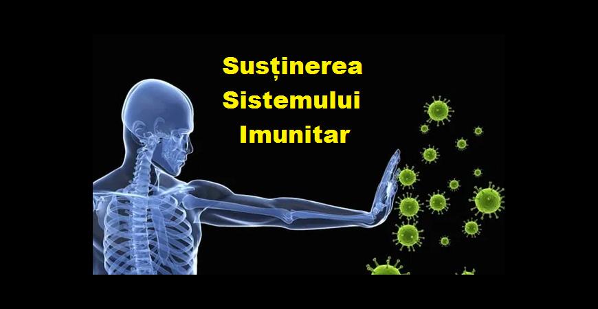 Sustinerea Sistemului Imunitar in perioada de pandemie